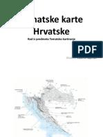 Tematske Karte Hrvatske