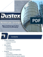 Dustex Turkey - Cement Industry 11-27-13