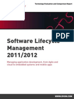 Ovum - Technology Evaluation and Comparison Report - Software-Lifecycle-Management-2011-2012