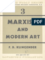 Marxism and Modern Art