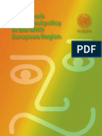 Framework for alcohol policy in the WHO European Region