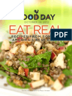 FoodDay Cookbook