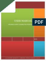User Manual Aplikasi SEP