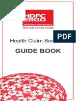 HDFC Ergo Guide Book