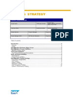Test Strategy Template