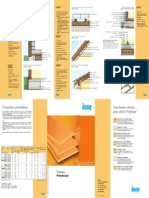 Brochures Polyfoam Isolants