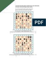 Hermann Von Gottschall Chess Puzzles