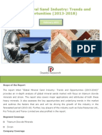 Global Mineral Sand Industry