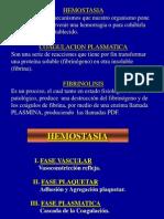 Fisiologia Coagulacion Tema 10