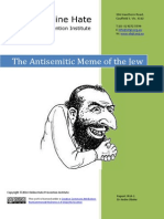 The Antisemitic Meme of the Jew