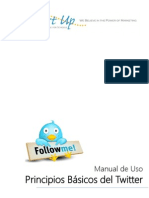 Marketing Manual de Twitter