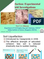 Liquefaction IIT Roorkee Dec 26 2012