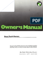 Puch Moped Service Manual | Carburetor | Throttle