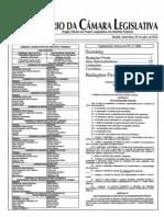 DCL nº 139, de 26 de julho de 2013