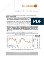 PMI Services January 2014