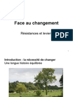 Conference Resistances changement