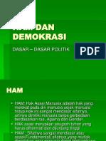 Ham Dan Demokrasi