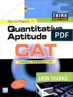 Arun Sharma - Quantitative Aptitude