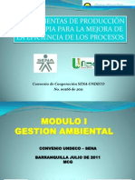 1 Modulo de Gestion Ambiental