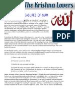 The Hidden Treasures of Islam