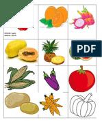 Fruit n Vege Stalls