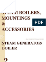 Boiloers and Its Mountings 4