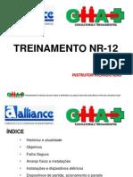 Treinamento Nr-12 Alliance
