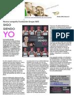Newsletter Curados de Cáncer octubre 2012
