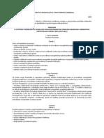 PRAVILNIK o Certifikatorima 81 2012
