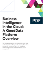 Platform Technical Brief GoodData