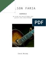 Estudos Para Guitarra Vol 6 - Harmonia Aplicada (Chord Melody)-Nelson Faria