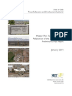 Master Plan for the Potential Relocation of the Draper Prison 