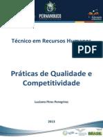Qualidade e Competitividade