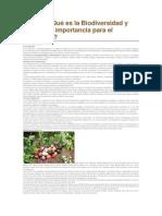 Documentos Varios Biodiversidad