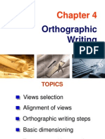 Chapter 04 Orthographic Writing2