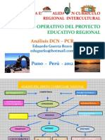 Pcr Analisis Dcn