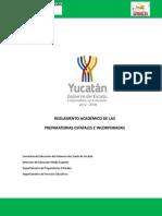 Reglamento Académico DEMS-SEGEY