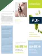 CiC Brochure