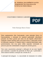 Apresen Ciclones Coletores Umidos