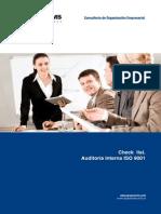Check List Auditoria 9001