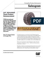TEKQ0441-01 Tires Articulated Trucks