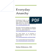 Everyday Anarchy Pocketbook