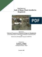 Final Survey Report Bangladesh