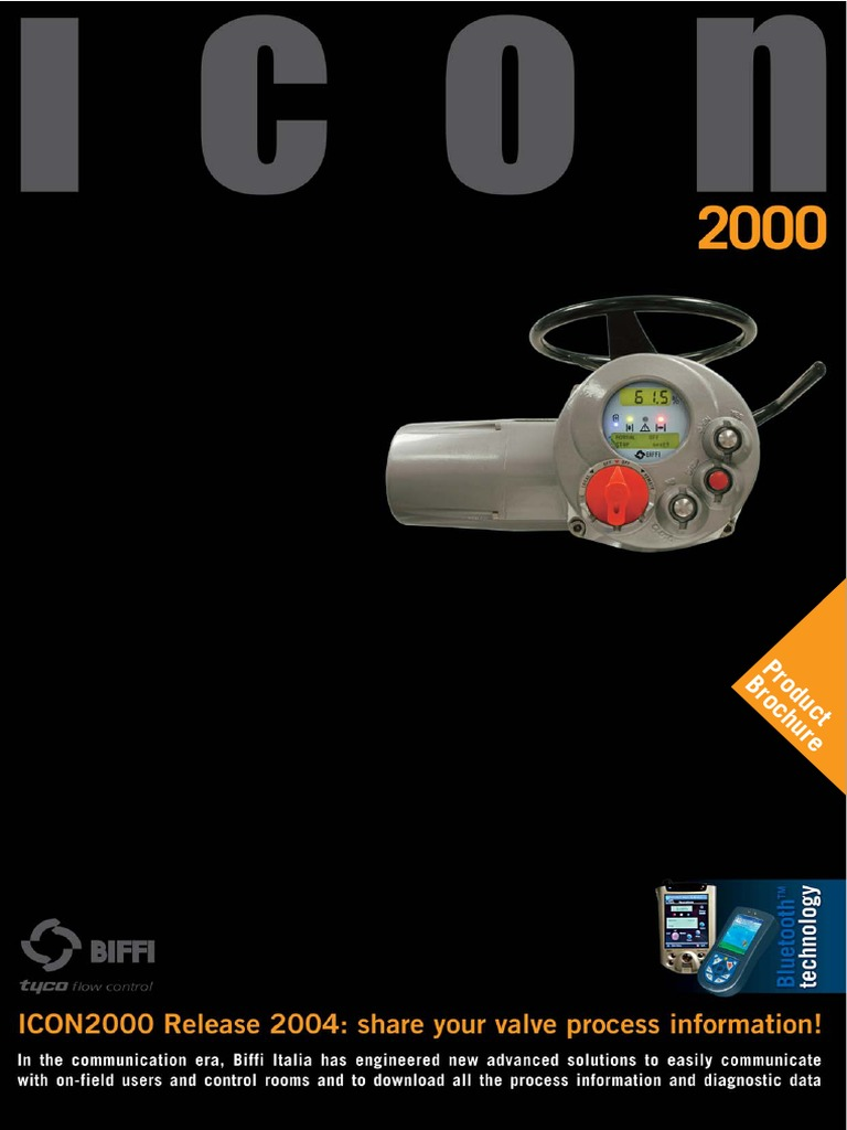 icon 2000 actuator