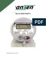 1972012 Manual Medidor de Energia Nansen Spectrum s