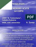 Pneumonii Acute