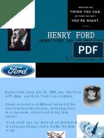 Henry Ford Presentation 07