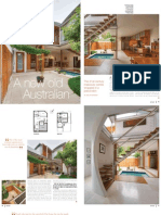 Sanctuary magazine issue 6 - Newtown, Sydney sustainable house profile