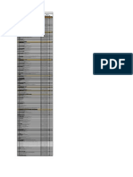 Planilla de Metrados Obras Civiles
