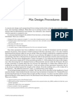 Chapter 3. Mix Design Procedures